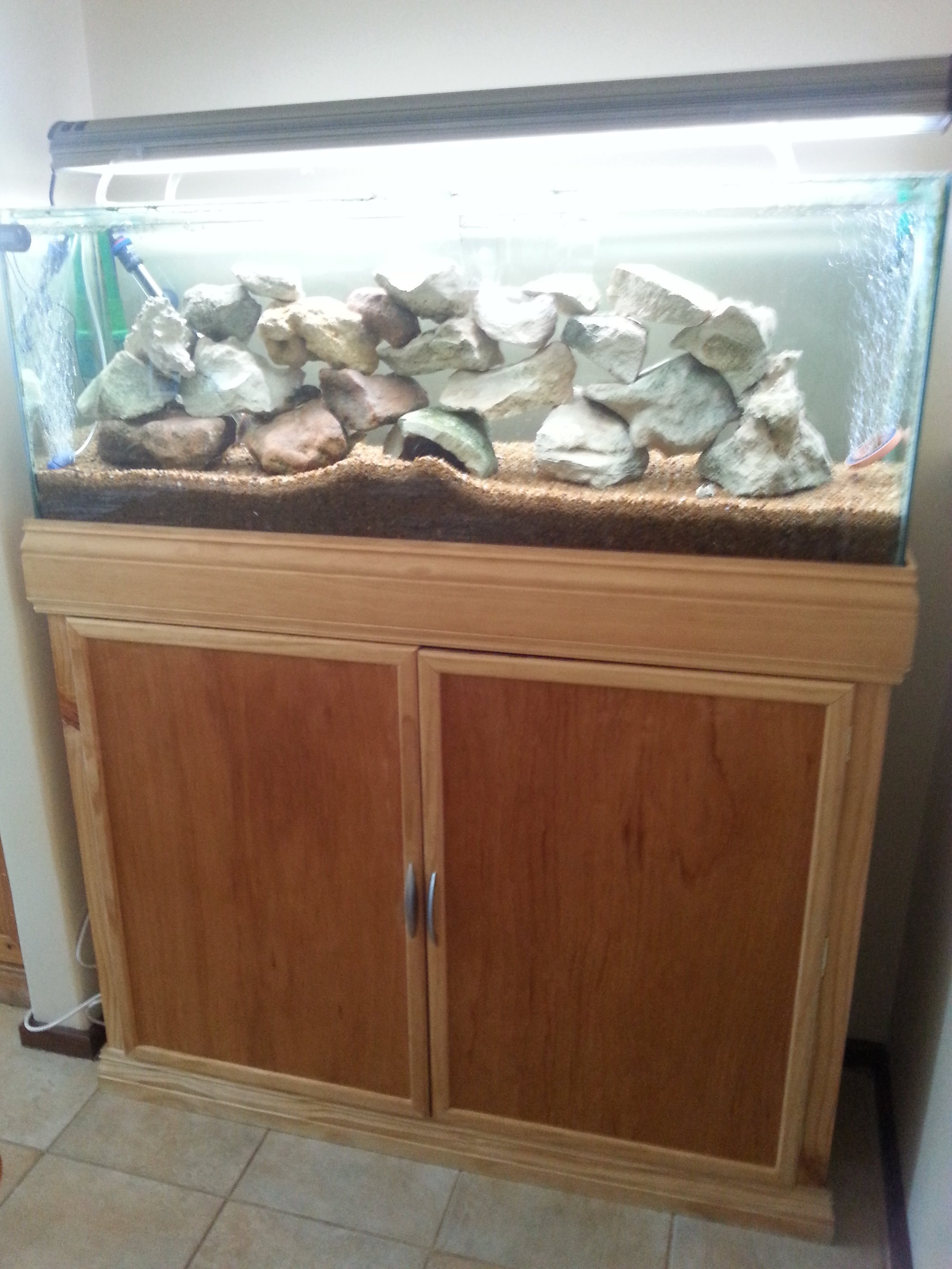 Aquarium Stand Matt